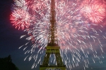 FRANCE-BASTILLE-DAY-EIFFEL TOWER-FIREWORKS