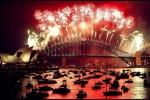 AUSTRALIA-NEW YEAR/SYDNEY 2000